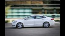Ford Fusion 2015 chega em setembro com cintos de segurança infláveis