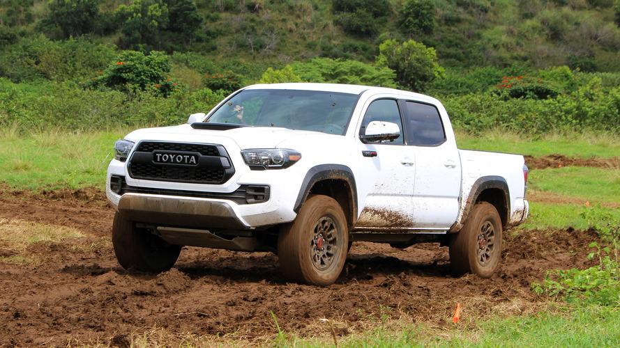 Toyota'dan hibrit bir pick-up geliyor