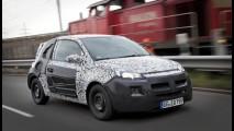Opel divulga o emblema