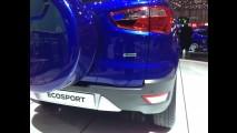 Direto de Genebra: compare o EcoSport europeu com o brasileiro