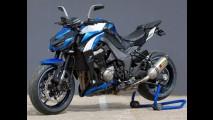 Kawasaki Z1000 ganha série Puma Edition criada por um concessionário