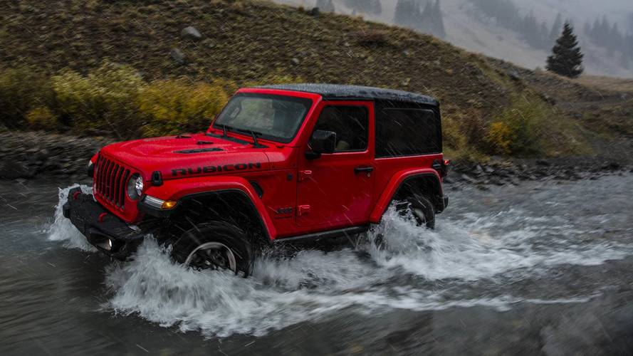 2018 Jeep Wrangler Sheds Weight Adds Engine Options In L A
