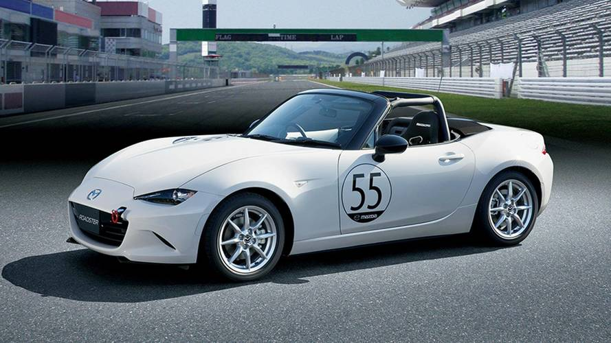 Mazda MX-5 Miata NR-A