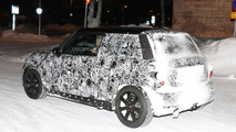 2013 MINI Cooper spy photo - 12.1.2012