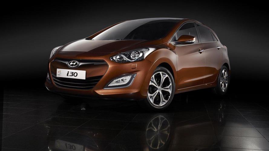 2012 Hyundai i30 makes Frankfurt debut