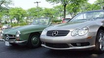 300SL Roadster and SL500