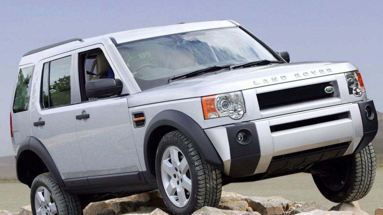 New Land Rover Freelander illustration