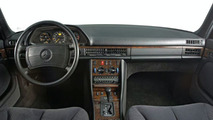 Mercedes S-Class (W126) safety