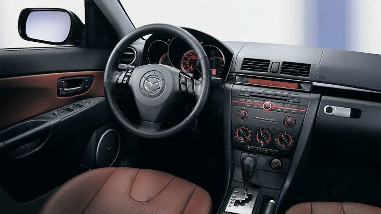 Mazda3 SP23 Special Edition Interior