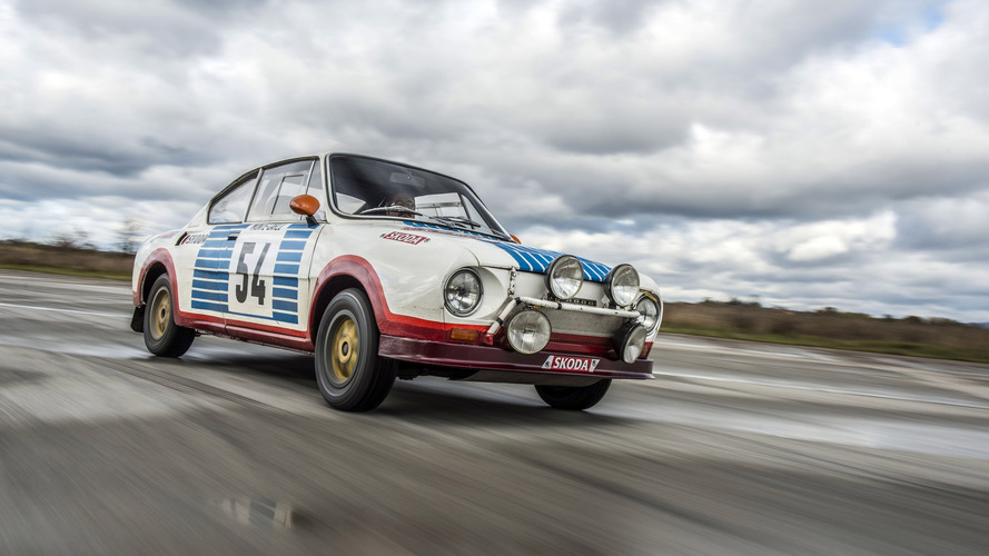 Skoda To Show 'Porsche Of The East' at Techno Classica