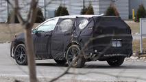 Acura RDX Spy Photos