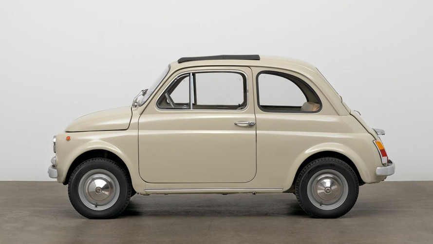El MoMA expondrá un Fiat 500 de 1965 en sus instalaciones