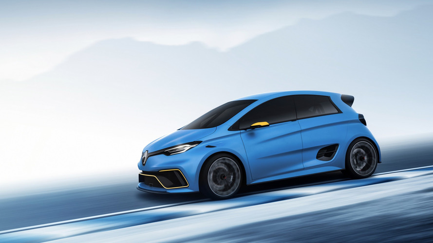 Renault Zoe E-Sport konsepti Formula E aracından daha çevik