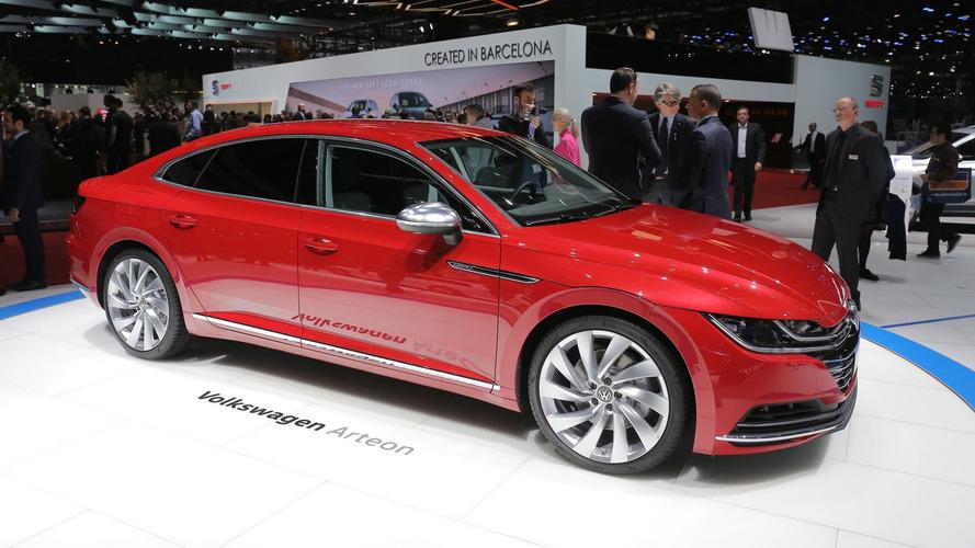 L'Arteon ou le haut de gamme selon Volkswagen