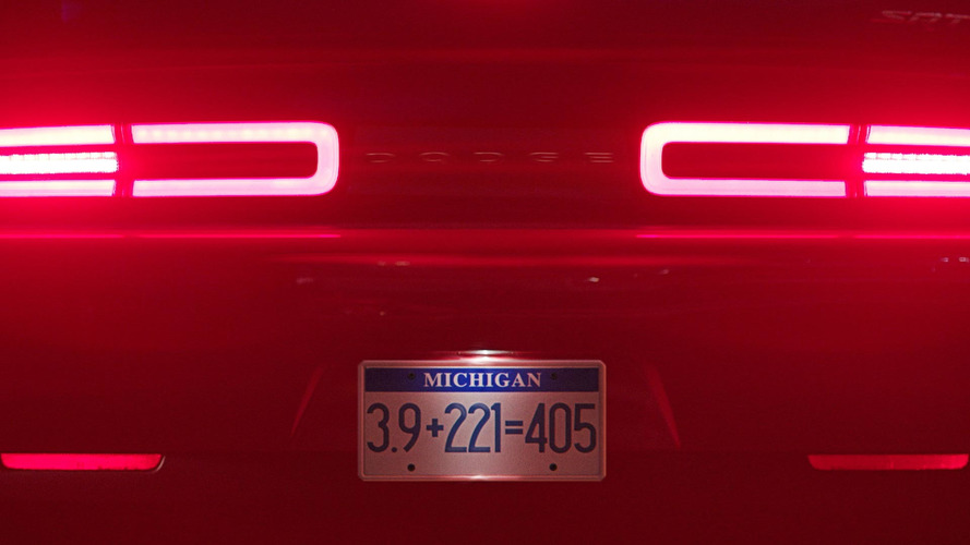 Dodge Challenger Demon announces its presence with hellacious sound