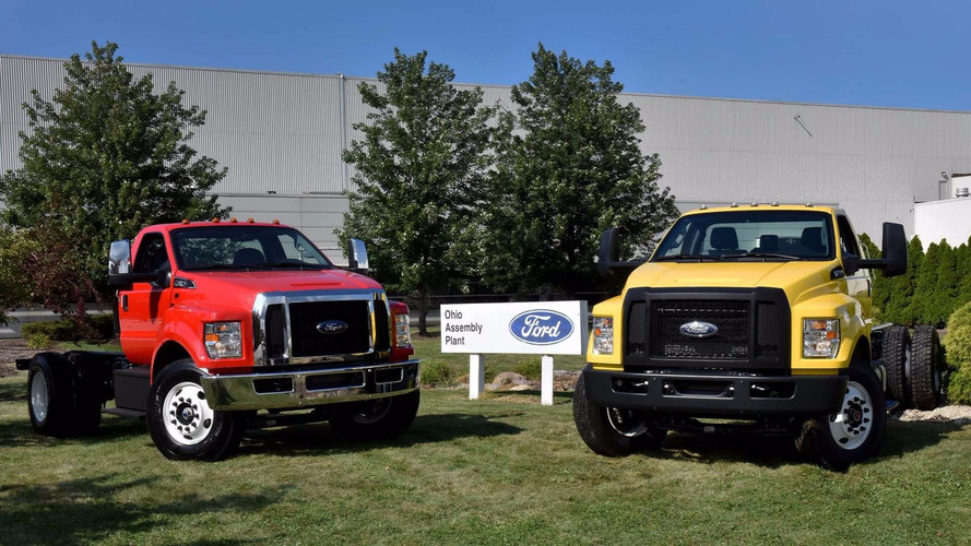 Ford Scrambles To Stop Chemicals Spilling Into Lake Erie