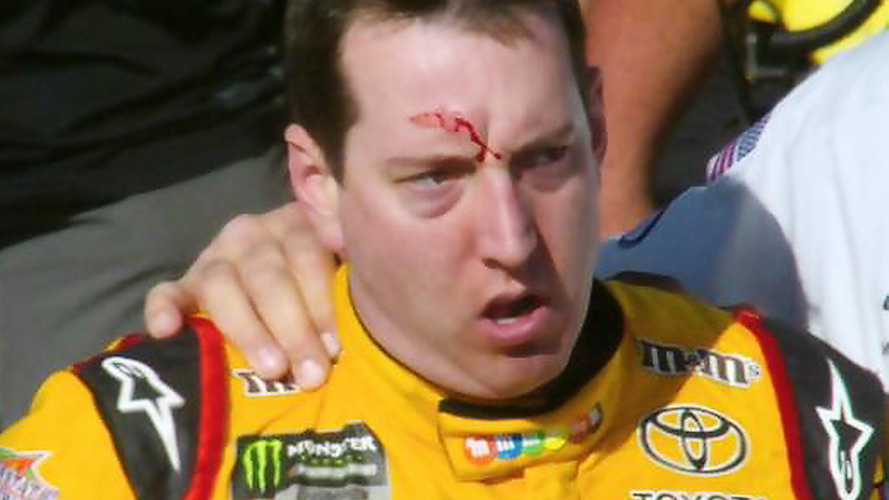 NASCAR to review fist fight between drivers