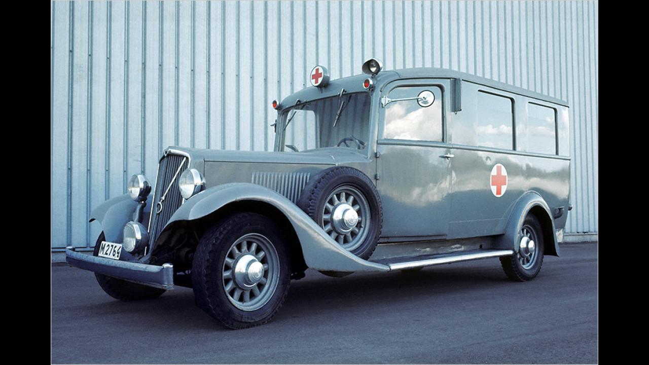 Volvo PV650 (1929)