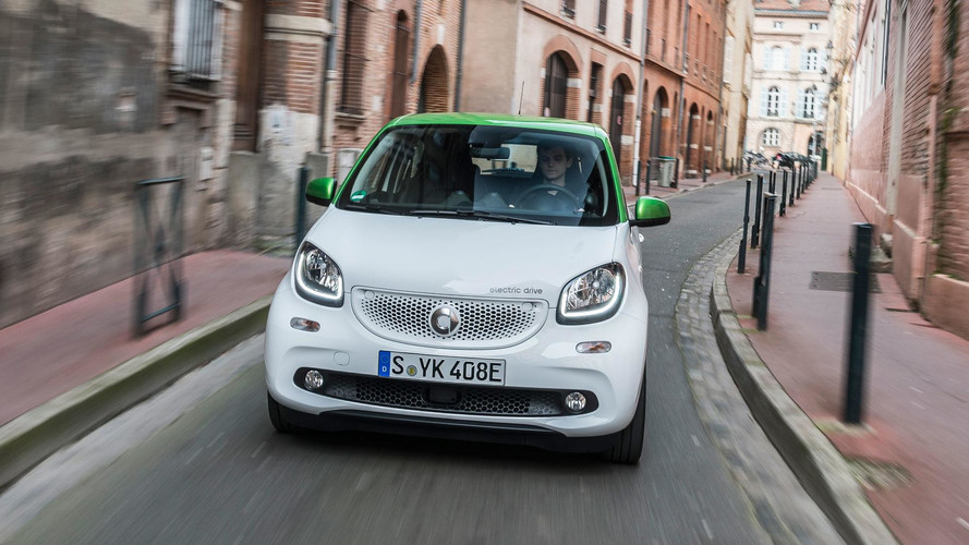 Smart Electric Drive Range To Start At £16,420
