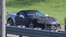 Chevrolet Corvette ZR1 Convertible Casus Fotoğraflar