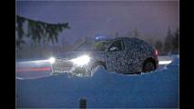 Erwischt: Audi Q8