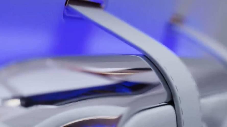 Mercedes-Maybach tanulmány teaser