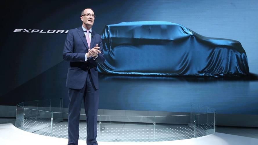 Ford Teases 2020 Explorer At Beijing Motor Show