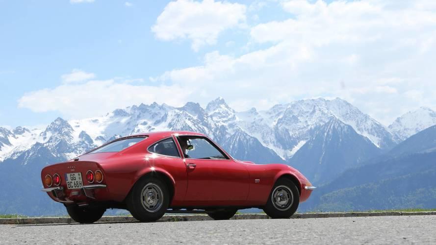 L'Opel GT souffle sa cinquantième bougie