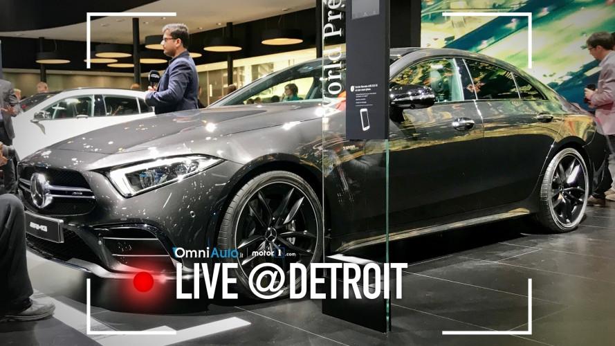 Nuova Mercedes CLS, il design cambia rotta