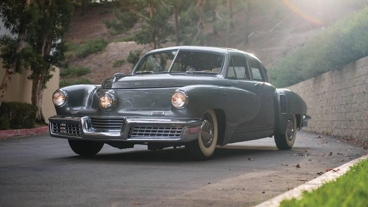 10. 1948 Tucker 48 Sedan: $1,792,500