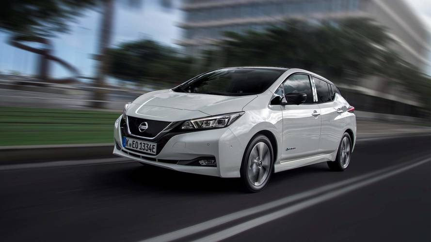 2018 Nissan Leaf first drive