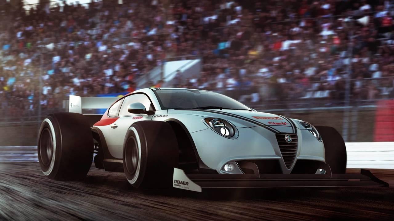 Sauber Alfa Romeo MİTo
