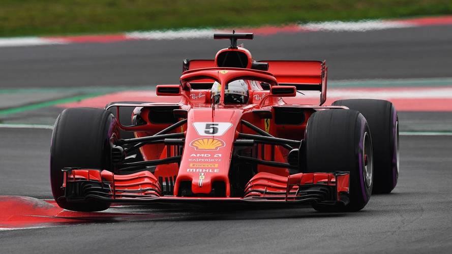 Sigue en directo los test de pretemporada de F1