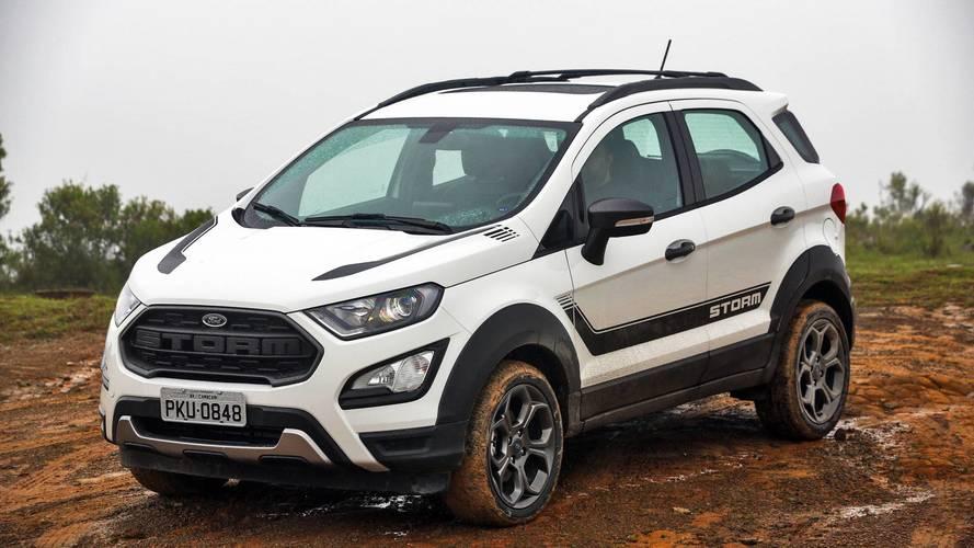 SUVs mais vendidos em maio: Ecosport tem melhor resultado desde 2015