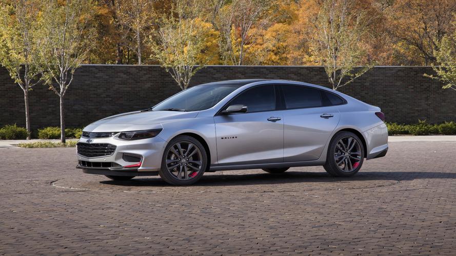 Chevrolet Malibu Red Line Series concept unveiled for SEMA