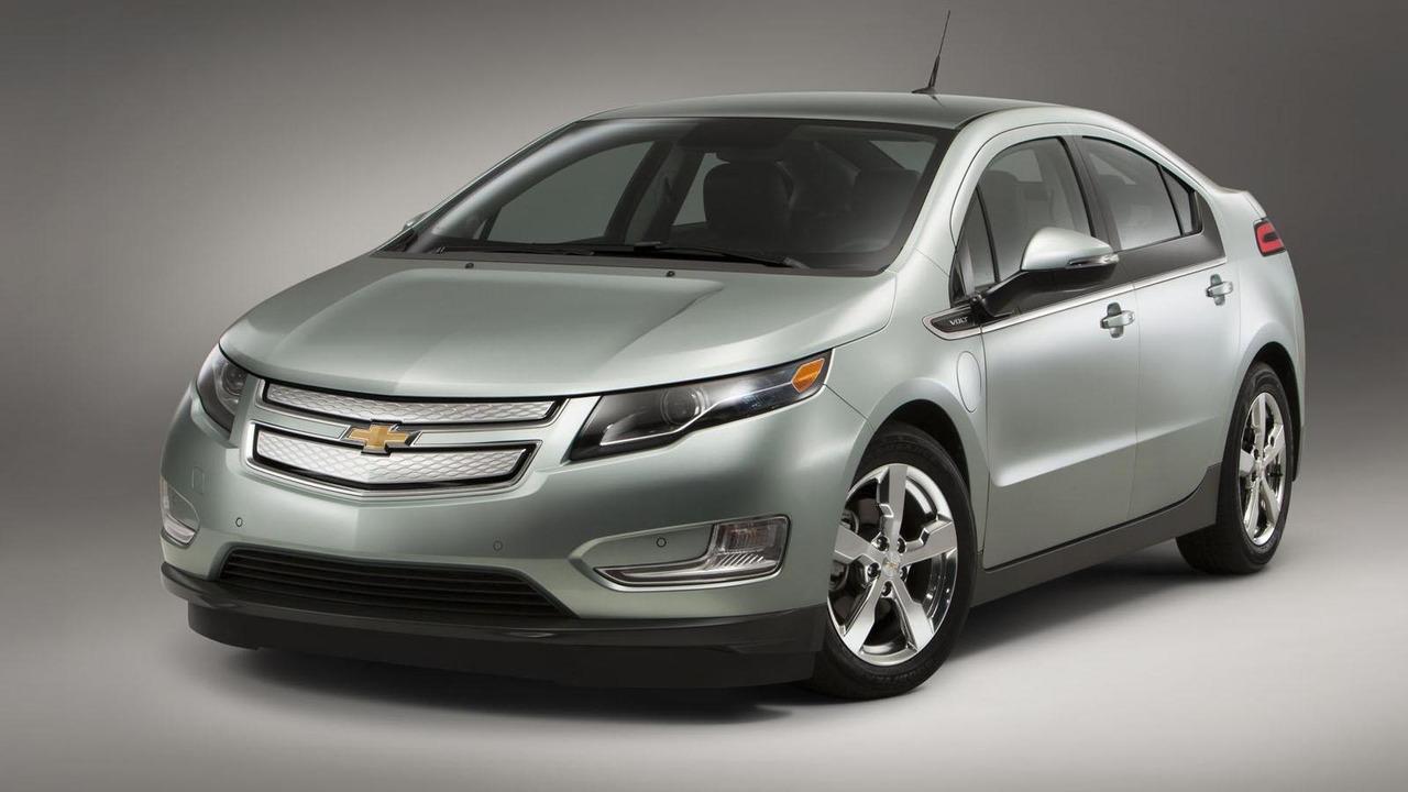 2013 Chevrolet Volt 7.6.2012
