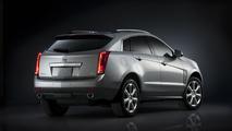 2013 Cadillac SRX 02.4.2012