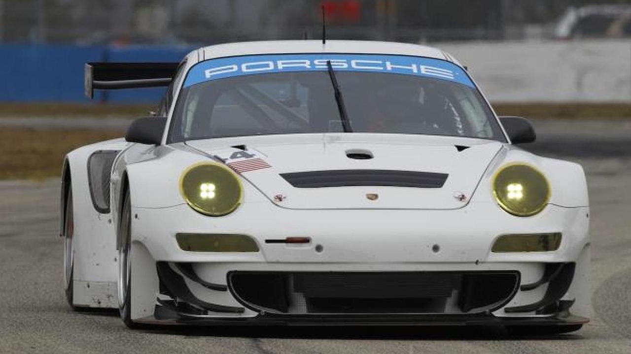 2012 Porsche 911 GT3 RSR