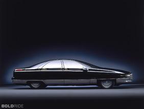 Cadillac Voyage Concept