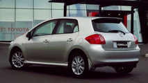 New Toyota Corolla hatch