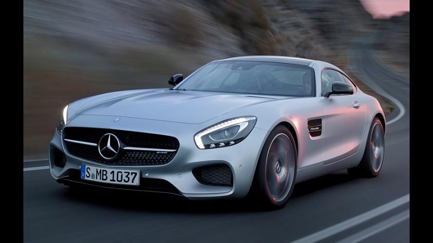 Mercedes AMG GT chega à Argentina 70% mais caro que no Brasil