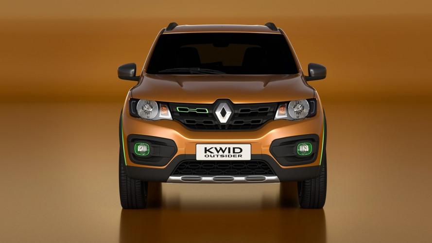 Prevista para hoje, pré-venda do Renault Kwid ainda não começou