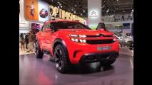 Citroën confirma inédito SUV com base no Aircross Concept para 2018