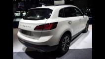 Frankfurt: alemão feito na China, BX7 marca o retorno da Borgward após 50 anos