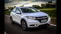 Honda HR-V fica mais caro em todas as versões e agora parte de R$ 71,9 mil