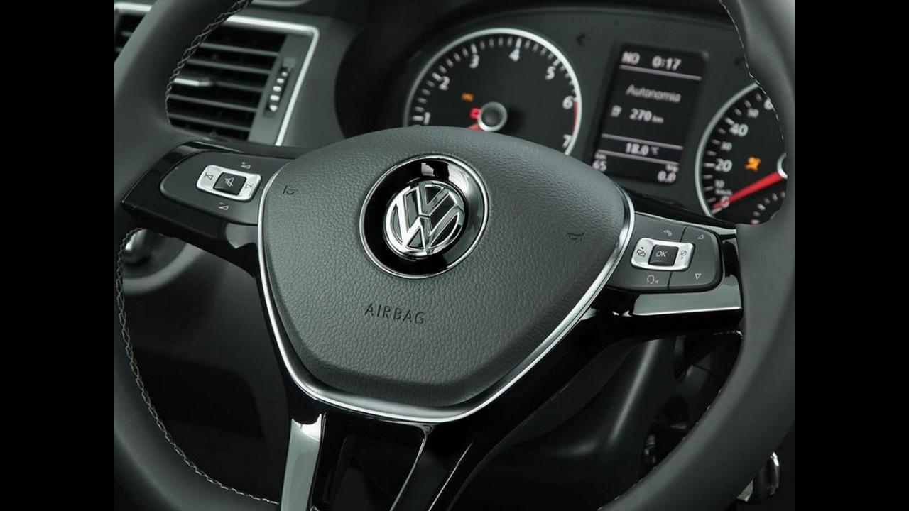 """VW CrossFox tipo exportação ganha edição especial """"10 años"""" por R$ 42,7 mil"""