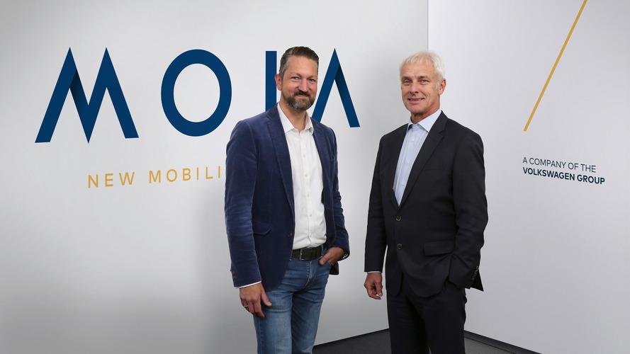 VW lança marca com foco em mobilidade urbana, a Moia