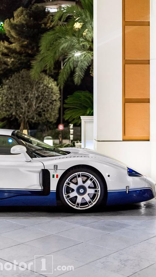 Cette Maserati MC12 a déjà été vue par plus de 78 millions de personnes!