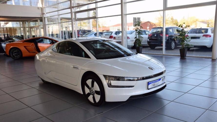 Qui veut acheter une Volkswagen XL1 ?