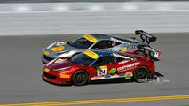 Vettel and Raikkonen to drive F1 Ferraris at Daytona